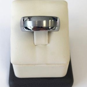 Other - Tungsten Carbide 8mm Wedding Bands For Men